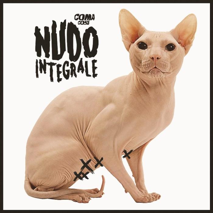 Nudo Integrale Coma Cose copertina singolo
