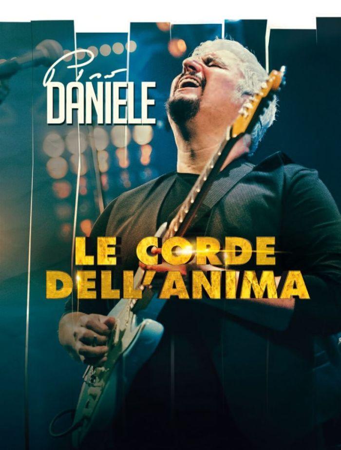 Cover Pino Daniele Le corde dell'anima