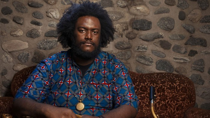 Kamasi Washington street fighter mas