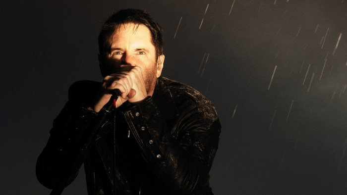 Trent Reznor Nine Inch Nails God Break Down The Door