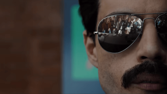 Rami malek interpreta Freddie Mercury nel film Bohemian Rhapsody