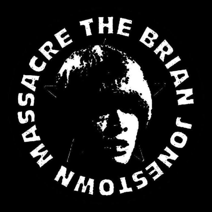 the brian jonestown massacre foto logo