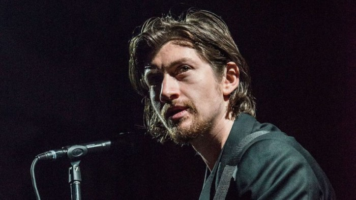 Arctic Monkeys Alex Turner royal albert hall londra