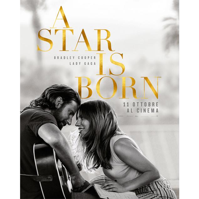 a star is born locandina film