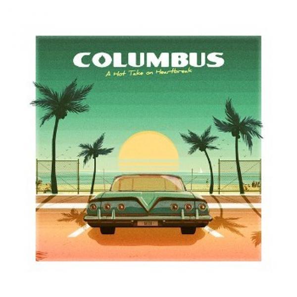 columbus a-hot-take-on-heartbreak-copertina-album-foto
