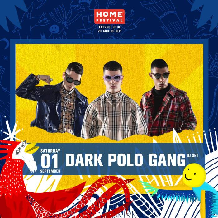 dark polo gang home festival 2018