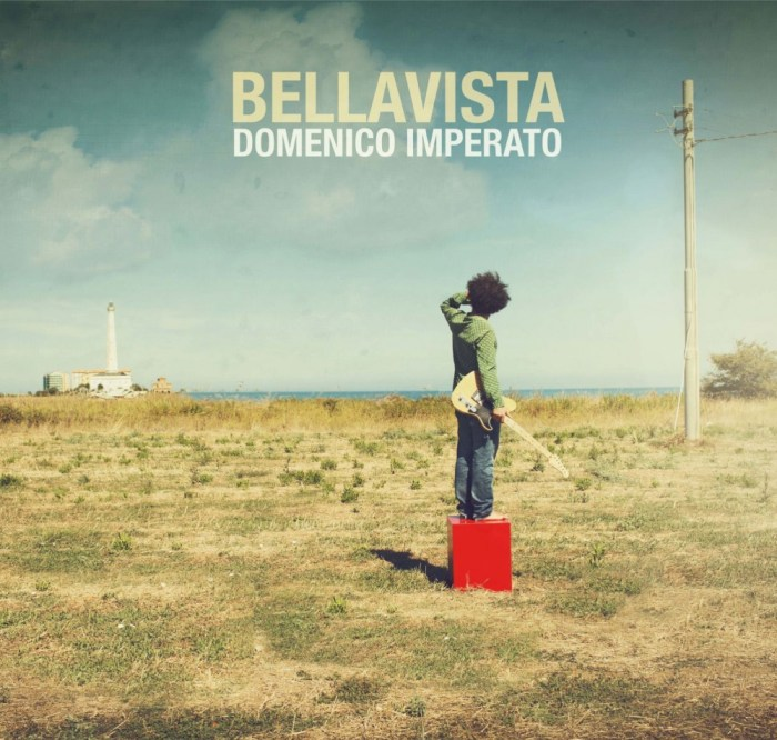 domenico imperato bellavista copertina album