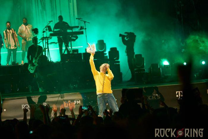 Gorillaz live @ Rock Am Ring 2018 - Foto ufficiale di Rock Am Ring