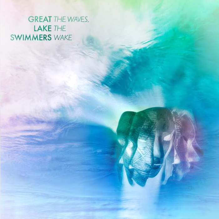 great lake swimmers the waves the wake copertina album