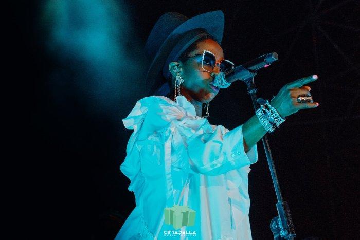 Lauryn Hill live @ Cittadella Music Festival, Parma - Foto di Riccardo Trudi Diotallevi Photography
