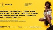 lumen festival 2018
