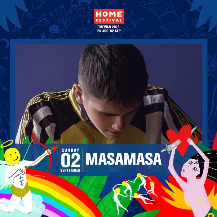 masamasa home festival 2018