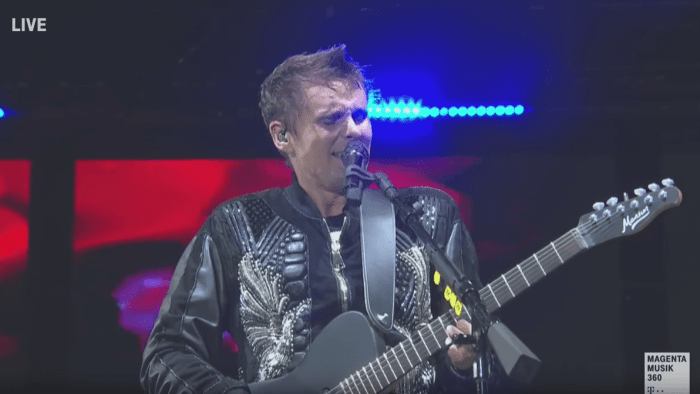 muse rock am ring 2018 concerto completo