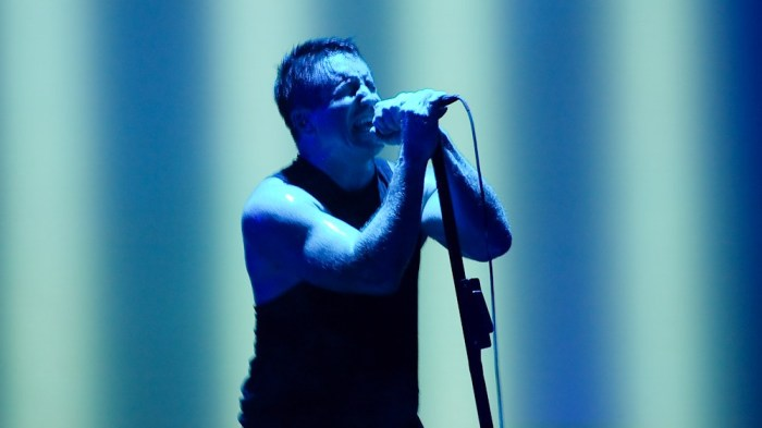 nine inch nails trent reznor album bad witch