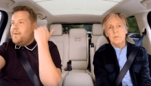 paul mccartney james corden carpool karaoke