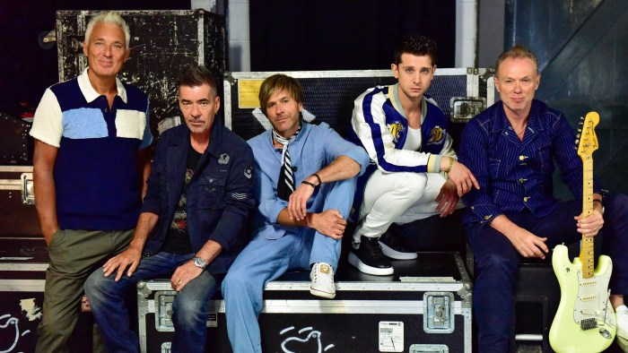 spandau ballet con ross william wild
