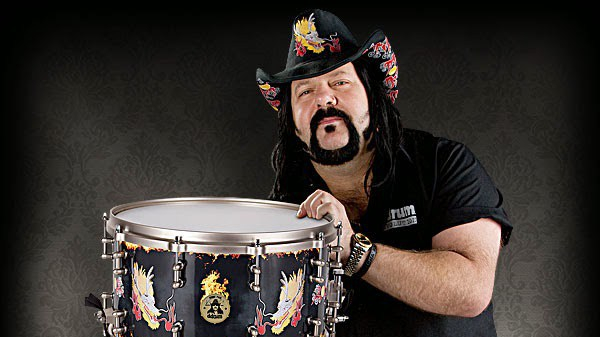vinnie paul pantera batterista morto a 54 anni