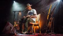 Ben Harper concerto solo 9 agosto Locus Festival, Locorotondo (Bari)