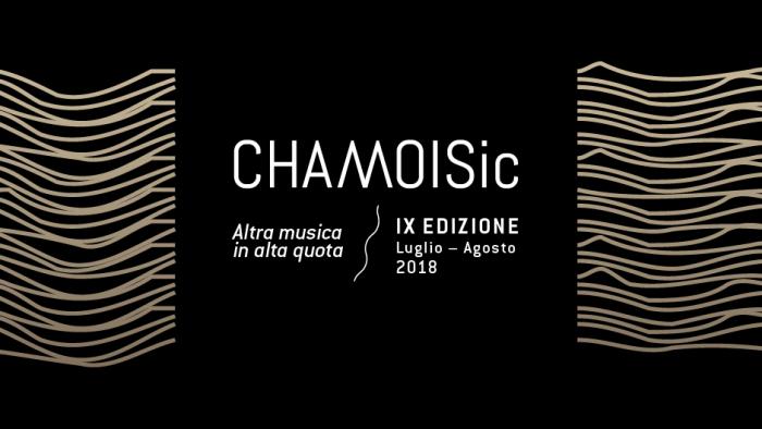 Programma Chamoisic dal 3 al 5 agosto 2018