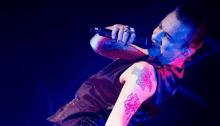 Depeche Mode Dave Gahan Barolo Collisioni Festival 02 luglio 2018 scaletta, foto, video