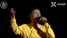 gorillaz concerto rock werchter 2018 5 luglio