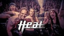 H.E.A.T. concerto 11 dicembre 2018 Locomotiv Club Bologna con One Desire e Shiraz Lane