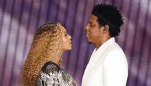 Beyoncé Jay-Z The Carters concerto 8 luglio 2018 Roma, Stadio Olimpico On The Run II