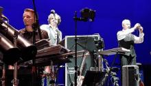 king crimson auditorium parco della musica roma summer fest 22 e 23 luglio 2018
