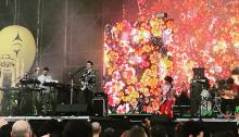 mgmt concerto 17 luglio 2018 Milano Summer Festival, Ippodromo del Galoppo