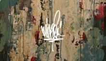 "Mike Shinoda ""Post Traumatic"" copertina album foto"