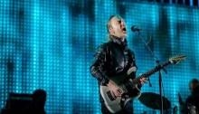 """radiohead blow out canzone 1993 """"Pablo Honey"""" eseguita dopo 10 anni a chicago foto"""