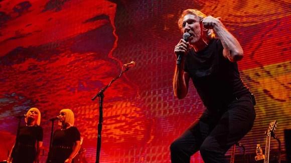 Roger Waters scaletta Circo Massimo concerto Roma sabato 14 luglio 2018