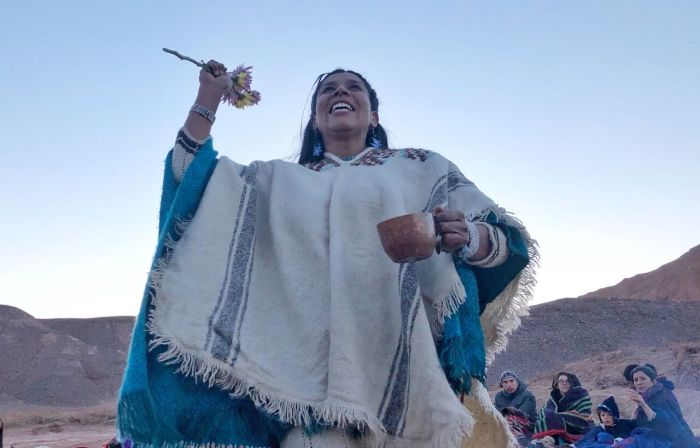 sponz fest 2018 mapuche foto