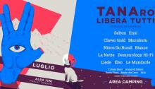Tanaro Libera Tutti programma 2018