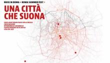 """""""Una Città Che Suona"""" Rock In Roma Auditorium Parco della Musica Roma 2019"""