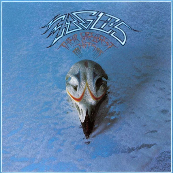 "Eagles ""Their Greatest Hits (1971-1975) cover copertina album 1976 fotoEagles ""Their Greatest Hits (1971-1975) cover copertina album 1976 foto"