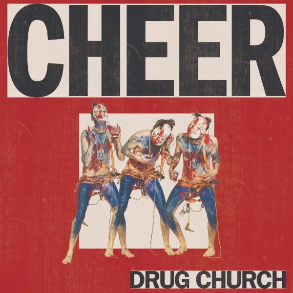 """Drug Church cover copertina album """"Cheer"""" in uscita il 2 novembre per Pure Noise Records"""