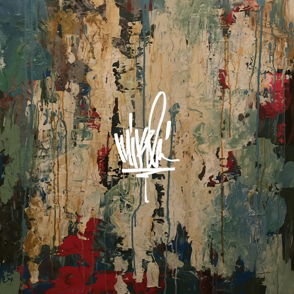 """Mike Shinoda """"Post Traumatic"""" copertina album"""
