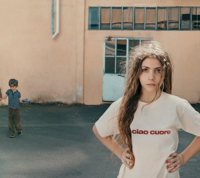 """riccardo sinigallia """"Ciao Cuore"""" singolo cover copertina"""