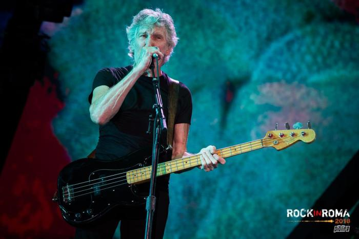 roger waters rock in roma circo massimo