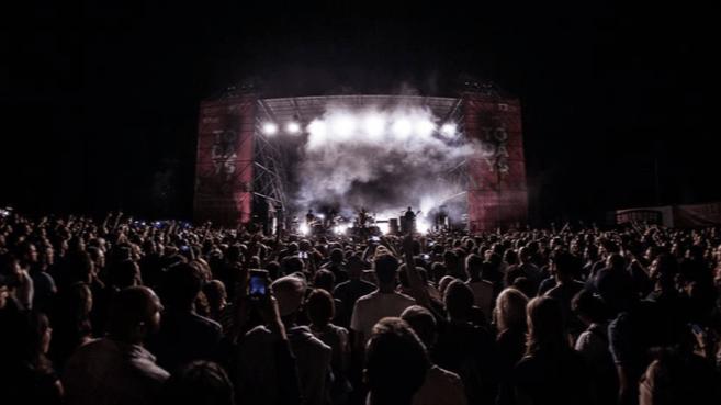 Todays Festival 2018 palco Torino