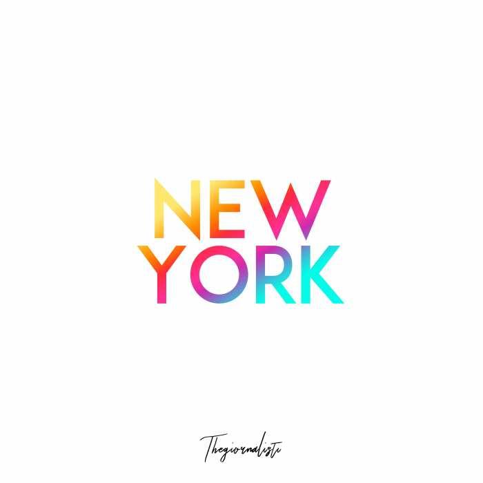 """Copertina singolo """"New York"""" dei Thegiornalisti"""