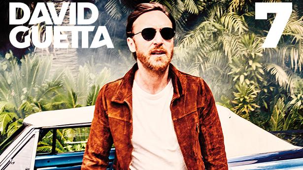 """David Guetta è tornato con il nuovo e settimo album dal titolo """"7"""""""
