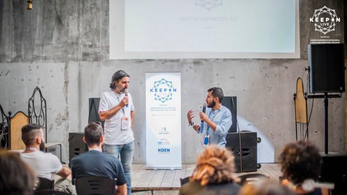 KeepOn Live Fest 2018 al Lanificio 159 Roma