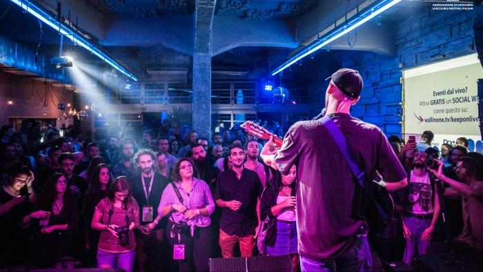 Generic Animal dal vivo al KeepOn Live Fest 2018 al lanificio 159 di Roma