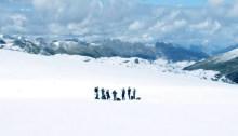 """""""Parasol Peak"""" leggi la recensione del nuovo album strumentale di Manu Delago di End of a Century"""