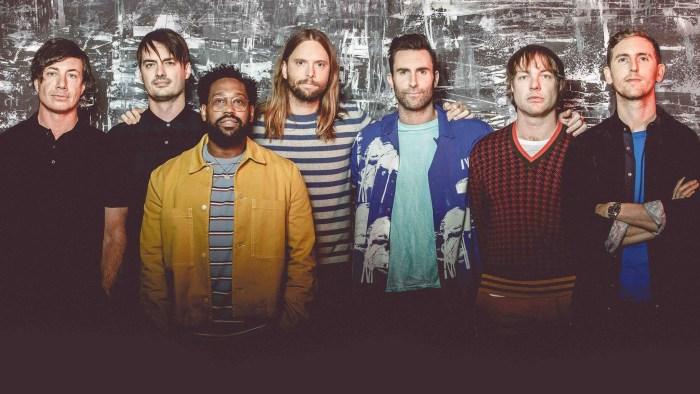I Maroon 5 suoneranno nell'halftime show del Super Bowl 2019