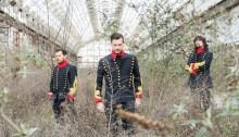 """Ministri """"Fidatevi"""" concerto sabato 8 settembre Carroponte Milano intervista per End of a Century"""