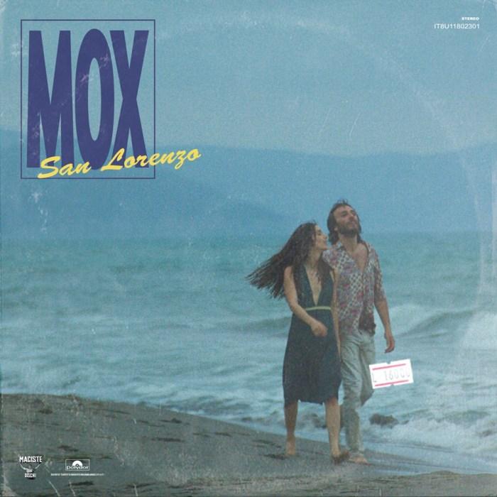 """Mox copertina singolo """"San Lorenzo"""" video ispirato al film del 1970 """"Dramma della gelosia"""" di Ettore Scola"""