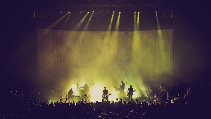 """Il 13 settembre a Phoenix i Nine Inch Nails di trent Reznor hanno suonato per intero l'EP del 1992 """"Broken"""""""